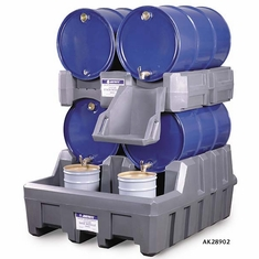 Justrite Gator� Drum Management System