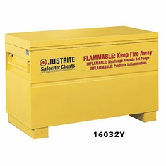 Justrite, Safesite� Chests for Storage of Flammables
