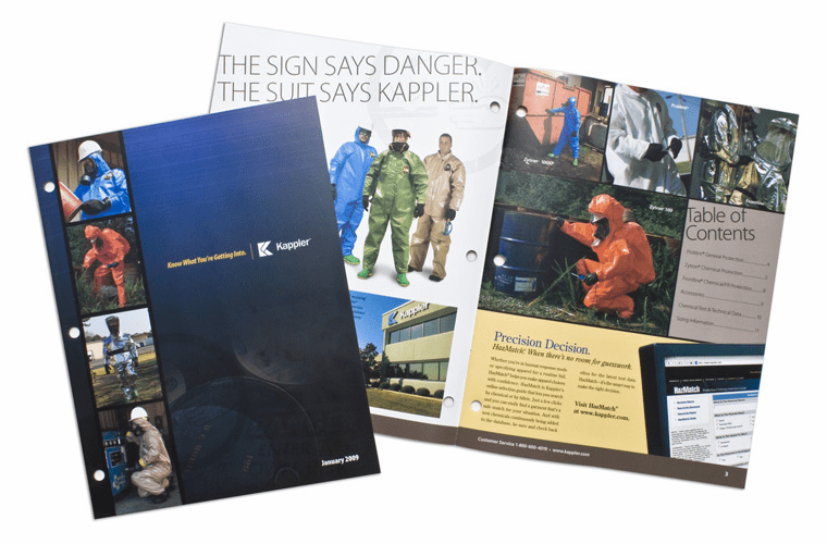 Kappler Product Brochure