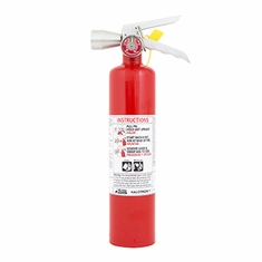 KIDDE ProPlus 2.5 H Halotron Fire Extinguisher  466727