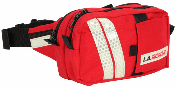 L.A. RESCUE LA8710R EMSide Mate Fanny Pack