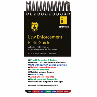 Law Enforcement Field Guide