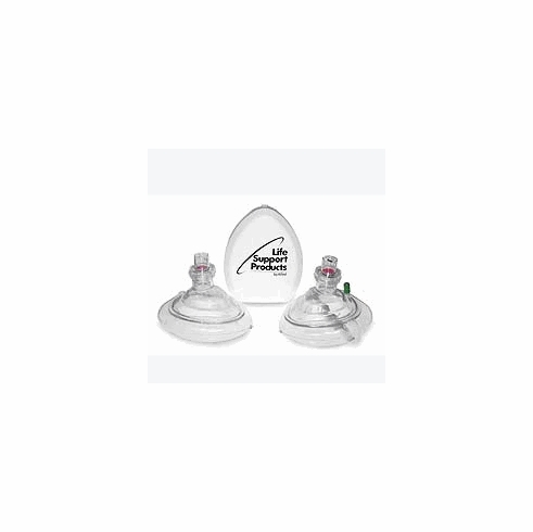 Life Support Products L64186 Mouth to Mask Resuscitator Mask