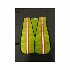 Lime Green Safety Vest