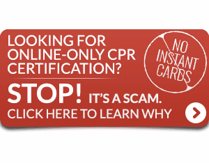 Looking For CPR On-Line Beware of the Scam