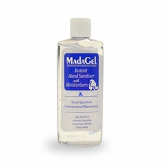 Mada Medical 7055, MadaGel -Instant Hand Sanitizer with Moisturizers