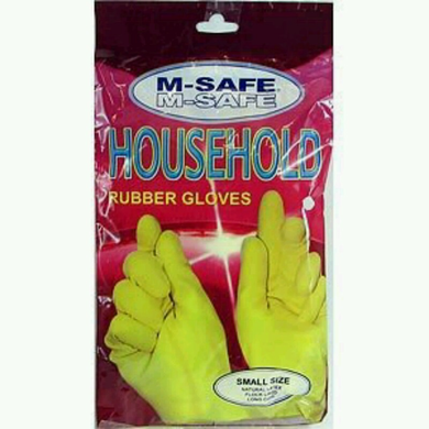 Majestic, 3351 M-Safe Household Rubber Gloves