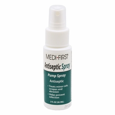 Medique 24402 First Aid Antiseptic Spray In 2 Oz. Bottle