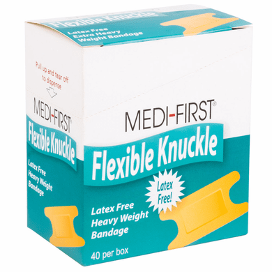 Medique 61678 Heavy Weight Flexible Woven Knuckle Bandage