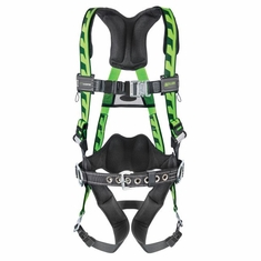 Miller Air Core Harness With Steel Hardware