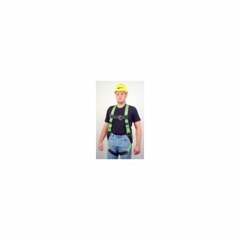 Miller HP (High Performance) Non-Stretch Harness.