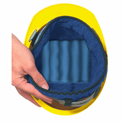 MiraCool™ Terry Cooler Hard Hat Liner