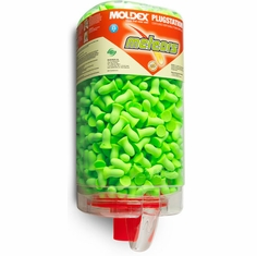 Moldex, Meteors, UF Foam Ear Plugs, PlugStation Dispenser