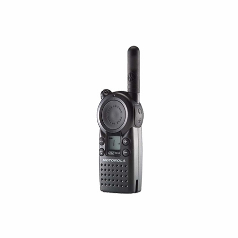 Motorola, 1 Watt, 1 Channel UHF Radio