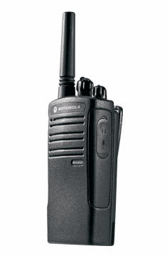 Motorola, 2 Watt, 2 Channel UHF Radio, RDU-2020