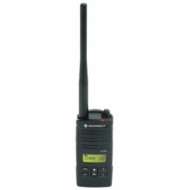 Motorola, 2 Watt, 8 Channel VHF Radio, RDV-2080D
