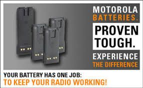 Motorola, Accessories, Batteries for Motorola Radios