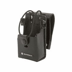 Motorola, Leather Case With 3� Swivel, RLN-6302