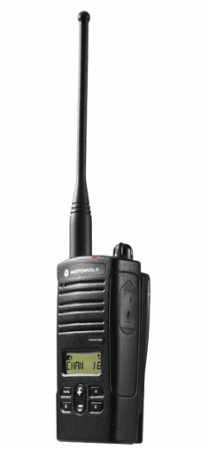 Motorola RDU-4160 4 Watt, 16 Channel UHF Radio