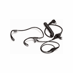 Motorola RMN5114A Lightweight Temple Transducer Headset