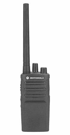 Motorola RMV2080 2 Watt 8 Channel VHF Radio