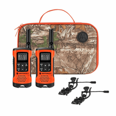 Motorola T265 Talkabout Rechargeable 2-Way Radios Sportsman Edition