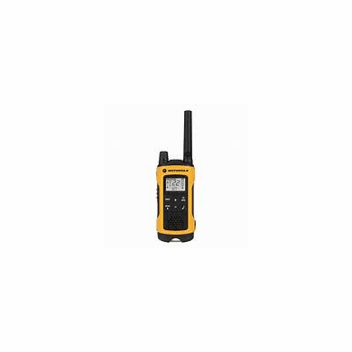 Motorola T402 Talkabout Re-Chargeable 2-Way Radios (2-Pack)
