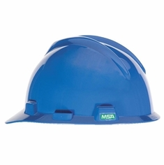 MSA V-Gard Hard Hat w/ Ratchet Suspension