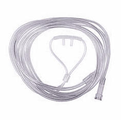 Nasal Cannula  With Non-Flared Tips (Latex Free)