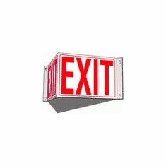 National Marker,VS10W 3D Exit Sign