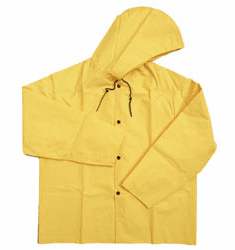 Neese 236AC Dura Light Coat with Attached Hood