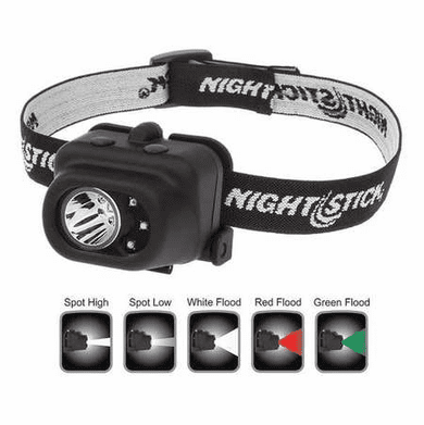 Night Stick NSP 4610B Multi Function Headlamp 150 Lumens