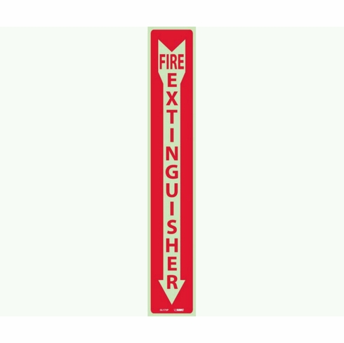 NMC Fire Extinguisher Sign