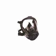 North� by Honeywell� RU65001 Full Facepiece Respirator with 5 Point Headstrap,
