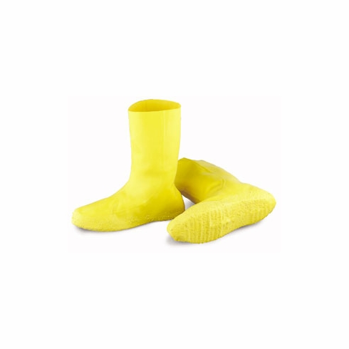 "Onguard 97591 12"" Hazmat Boot Cover, Yellow"
