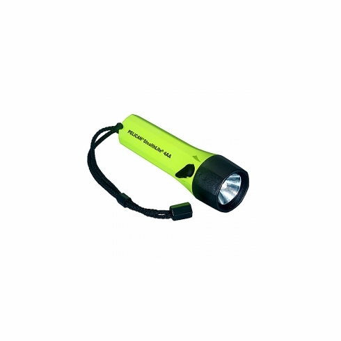 Pelican Flashlights: Yellow StealthLite Xenon Flashlight 2400