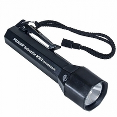Pelican Super SabreLite 2000 3C Xenon Waterproof Flashlight�