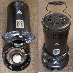 Perfection 730 Kerosene Heater Refurbished