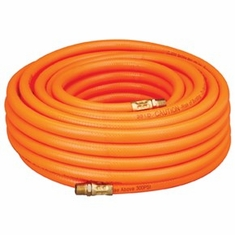 Plews 576-25A-10 Day Glow Orange 3/8 Inch PVC Air Hose