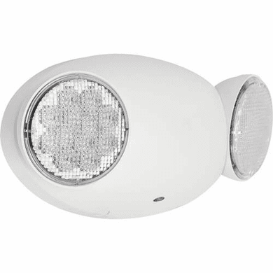 Progress Lighting PE2EU-30 Exit Wall-Mounted Light White