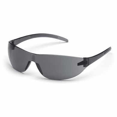 Pyramex, Alair, Safety Glasses,  Gray Lens, Gray Frame
