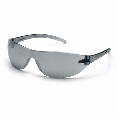 Pyramex, Alair, Safety Glasses, Silver Mirror Lens