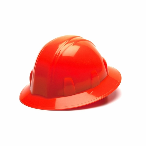 Pyramex HP24141 SL Series Full Brim 4Pt. Ratcheting Hard Hat