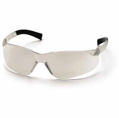 Pyramex, Mini Ztek, Safety Glasses, Indoor/Outdoor Mirror Lens S2580SN