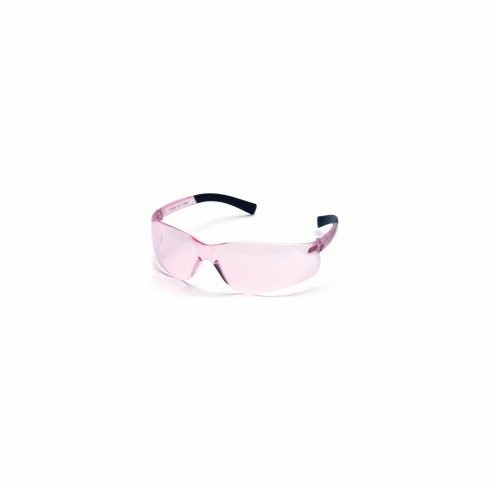 Pyramex, Mini Ztek, Safety Glasses, Pink Lens, S2517SN