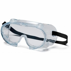 Pyramex G204T Clear Anti-Fog Chemical Goggle