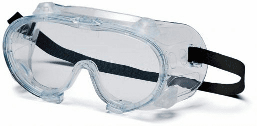 Pyramex Safety Anti-Fog Chemical Goggle