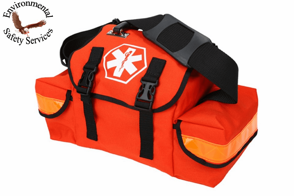 R&B 201OR Small Trauma Bag With Luggage Handle