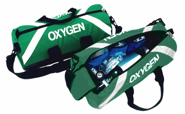 R&B 838GR Oxygen Roll Bag