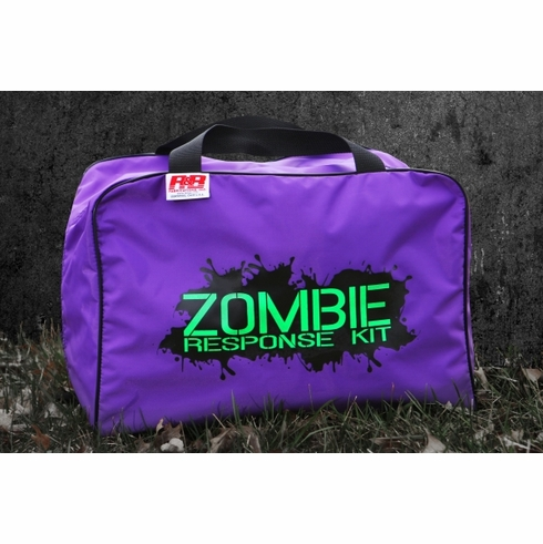 R&B-Zombie APOCALYPSE Response Kit Bag